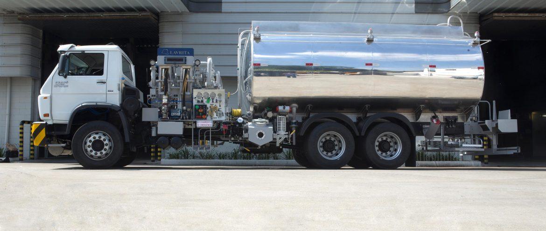Caminhão Tanque Abastecedor de Aeronaves