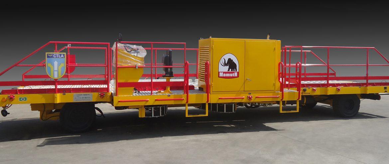 Loader Militar de Carga - Mamuth, Transporte de Cargas Aviões Militares