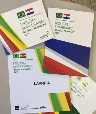 Lavrita Engenharia participa da missão empresarial internacional